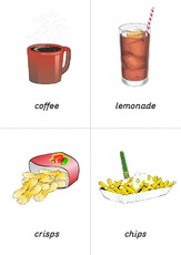 flashcard - food-drink 02.pdf